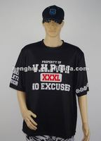 2012 fashion t-shirt