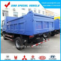 Hot Selling Fly Ash Transport Truck