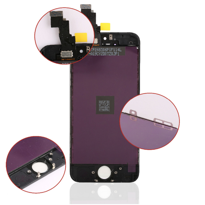 OEM digitizer LCD touch for iphone 5c screen,stable quality LCD screen for iphone 5c LCD