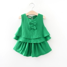 MS61369K 2016 kids girls summer outfits names of clothing companies