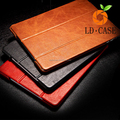 for ipad pro folds leather case with smart stay function