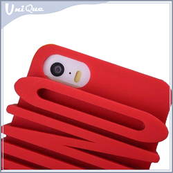 YOULIKU ultra soft phone accessories wonderful silicon case for iphone 6