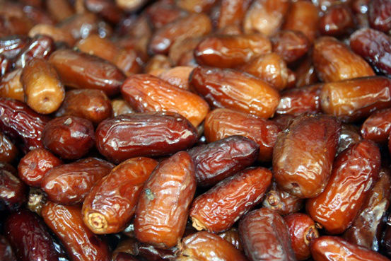 Date concentrate with high quality