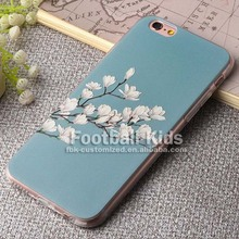 High quality custom TPU printing smart home for iPhone and for samsung with fashion printed designs phone accessories