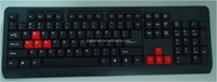 2016 Hot Sale Cheap USB Wired Multimedia Keyboard