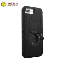 Creative eco-friendly silicon pc belt clip armband case for iphone 8