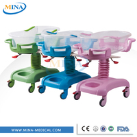 MINA-1YC approved hospital new born baby bed