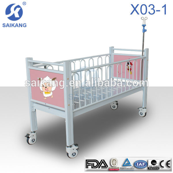 baby bedroom furniture hospital folding bed kids