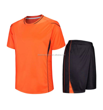 Bluk Wholesale New Design Sports Jersey Plain Soccer Uniform