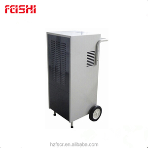 Hot selling portable dehumidifier 158liters per day factory