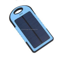 high qualtiy factory price waterproof solar mobile phone chargers