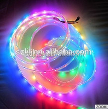 Individual Addressable 5V 30/60/144 LEDs/M WS2812B 5050 RGB IC LED Strip