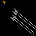 Best selling products 5mm flat top led 420nm UV water clear