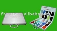 2013 new design sample dispaly case ,aluminium stone sample despaly box