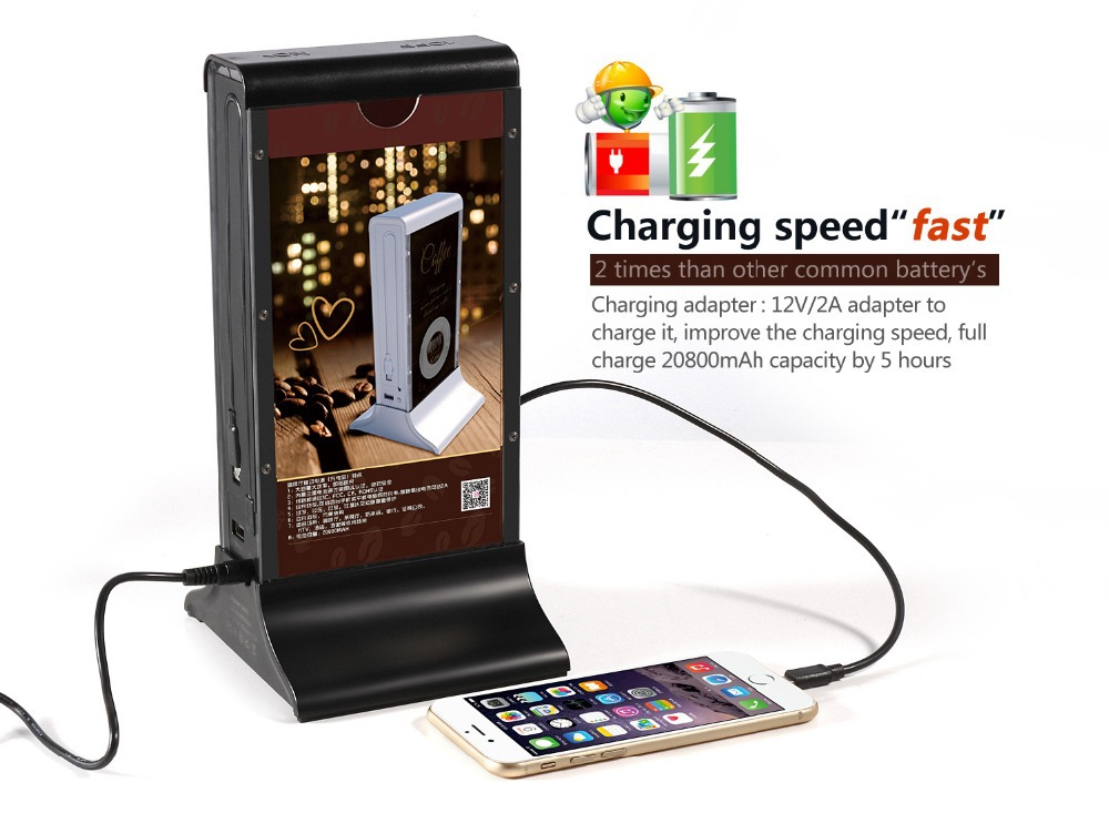 Cell phone cellphone charging station commercial portable Cell phone charging station