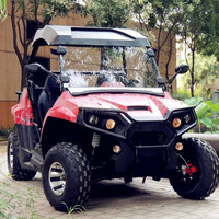 200CC Kids Side By Side Utv