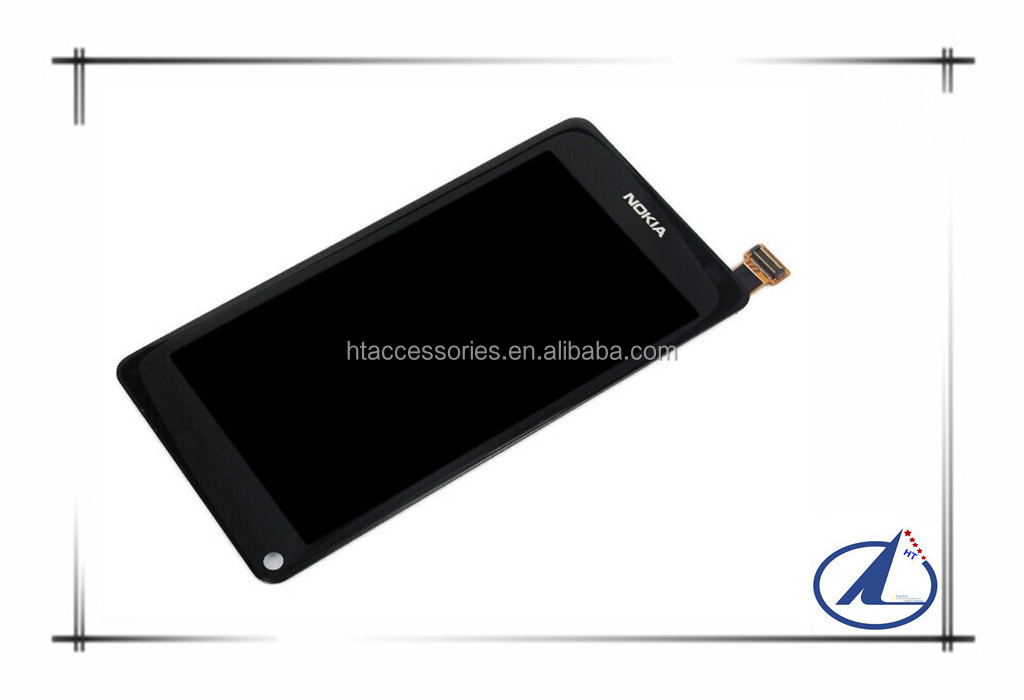Original LCD Display+Touch Screen Digitizer Assembly For Nokia N9
