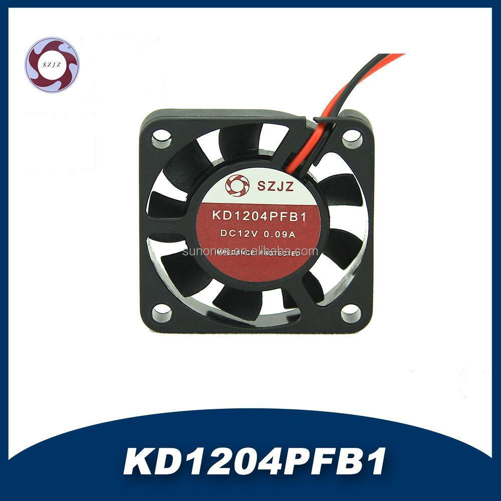 Shenzhen manufacturer 12 volt high speed mini fan 40x40x10mm