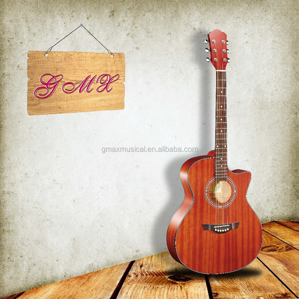 High quality cheap china handmade 41' acoustic guitar