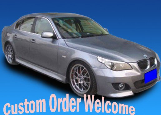 CAR BODYKIT FRONT BUMPER FOR BMW S5 E60