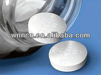 Aspirin CAS no.: 50-78-2antipyretic and analgesic/Anti-inflammatory anti-rheumatism