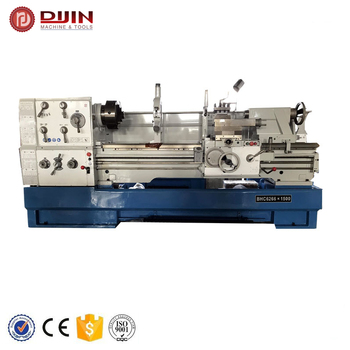 high precision universal heavy duty lathe C6266x2000 metal turning machine /bench lathe /lathe machine tool at a discount