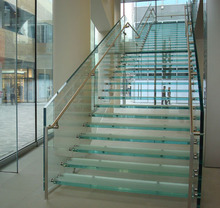 milk white or frosted Translucent Laminated glass