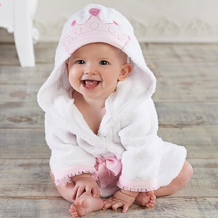 kid baby bath organic cotton hooded <strong>towel</strong>