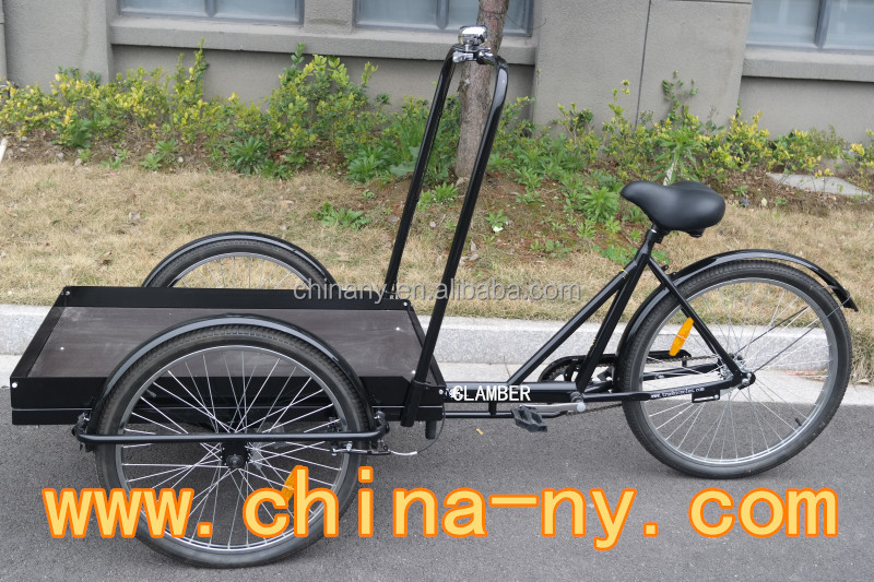 Nanyang Vehicle Bicycle Cargo Reverse Trike Delivery