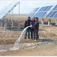 High Efficiency Solar Bore Well Pumps