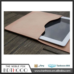 Hot High Quality Vegetable Leather Case for Ipad