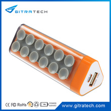 Promition CE ROSH Power Bank Charger with Suction Cups