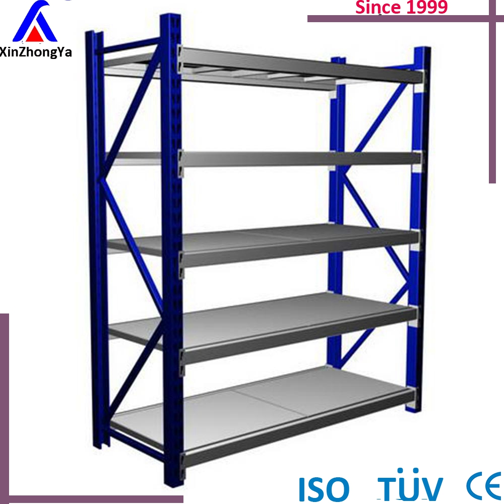 5 levels metal medium duty scale long span shelving <strong>rack</strong>