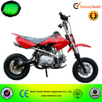 2014 new CE approved China Motocycle super pocket bikes 110cc Cheap Mini Pit Bike For Kidcross