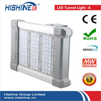 200w ip65 bridgelux wall pack led safty mining tunnel light
