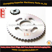 front sprocket fit NX 400 FALCON 15T 428 motorcycle chain sprocket