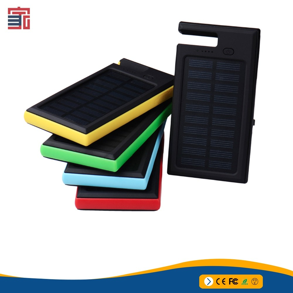 Top selling products solar power banks solar charger cell phone
