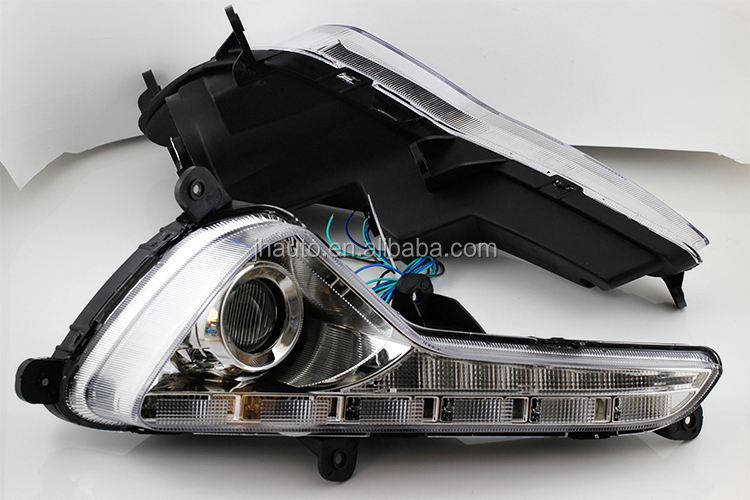 Led Daytime Running Light For Sportage R Fog Lamp