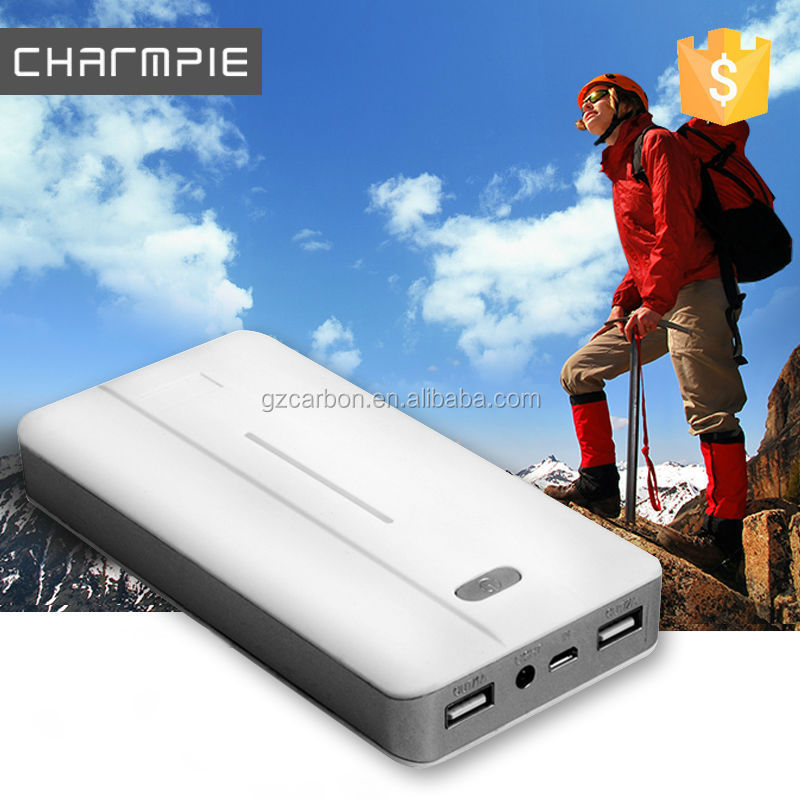China supply power bank 20000mah portable power bank for laptop