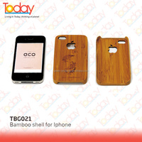 ECOZONE Unique manufacturer of eco items Decorative bamboo mobile phone shell