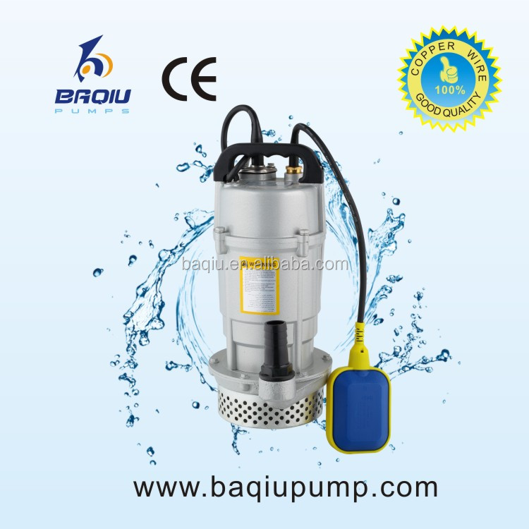 Electric Motor Power and Standard Standard or Nonstandard Submersible Water Pump QDX10-12-0.55
