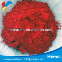 Coloring power Pigment red 22 used for ink paint and coating