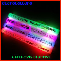 custom led foam glow sticks