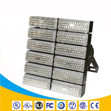 Hot Sales LED Flood Light 1000W, 115000lm, 10/25/45/60/90/120Degree Lens, IP65, Use for Sport fields