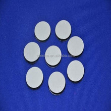 Strong strength peel and stick adhesive hook and loop round dots