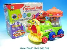 Hot sale electronic musical train