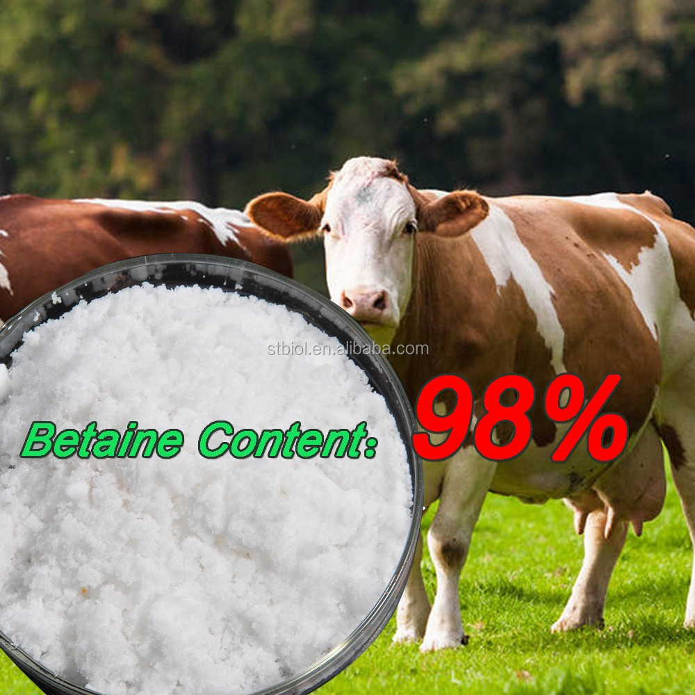 Feed grade Betaine hydrochloride, increase lean weight gain