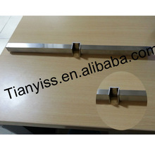 stainless steel glass clamp for factory direct