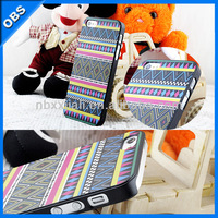 2014 wholesale Fashion design mobile phone case for iphone5 5s (OBS-M4007)