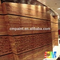 waterborne transparent Wood Coating environmental varnish for furniture